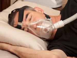 Кислородная маска, которая не даст дыханию остановится
