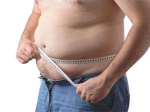 Лишний вес налицо