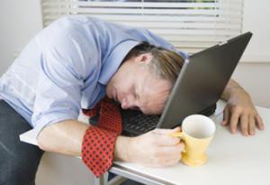 Храп приводит к недосыпанию